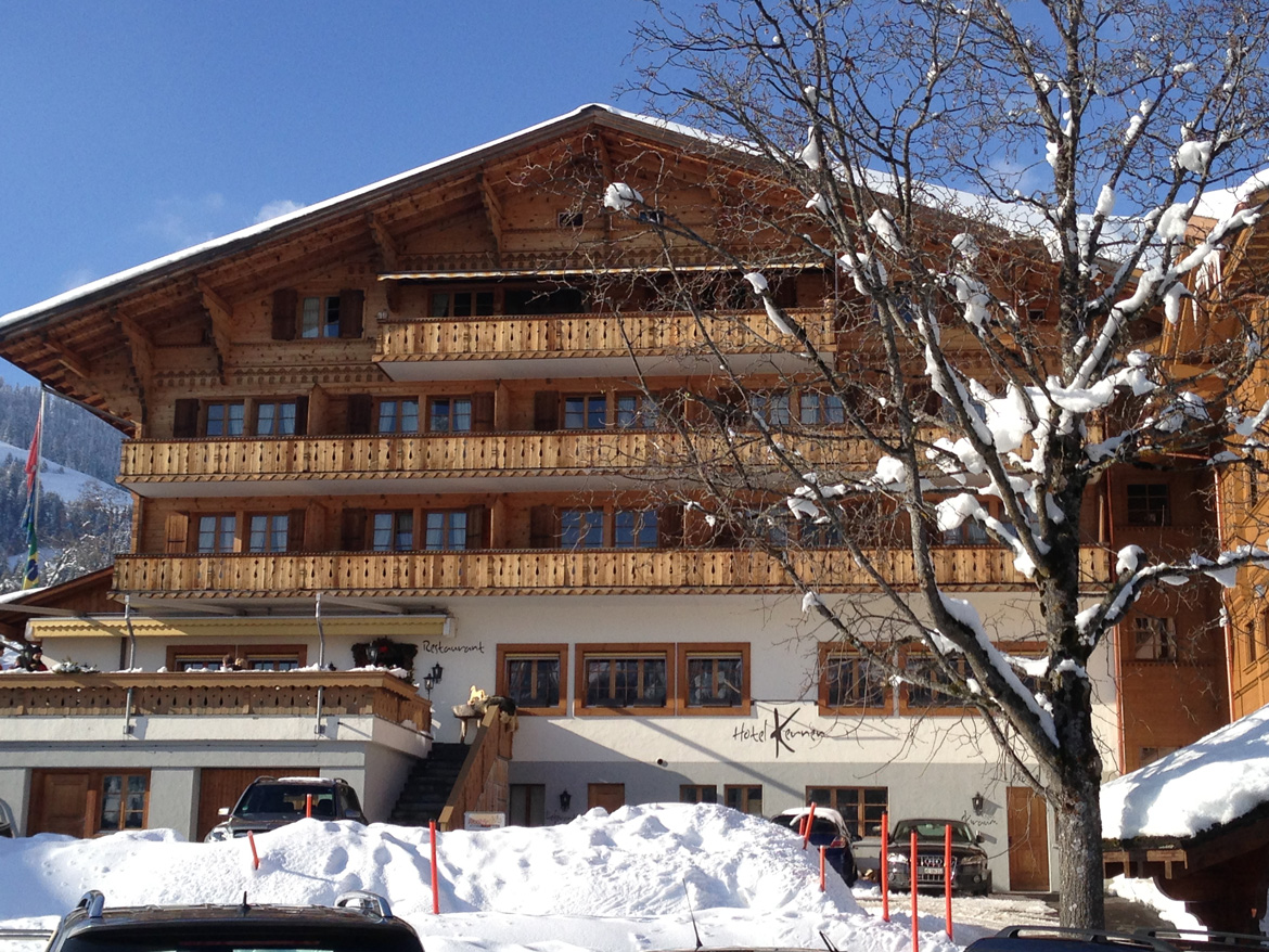 Typical Chalet Architecture